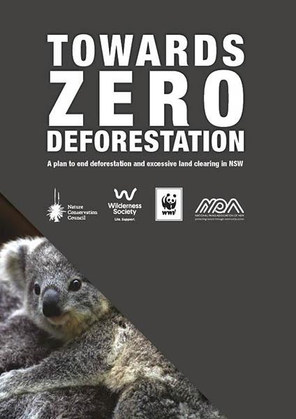 Towards Zero Deforestation