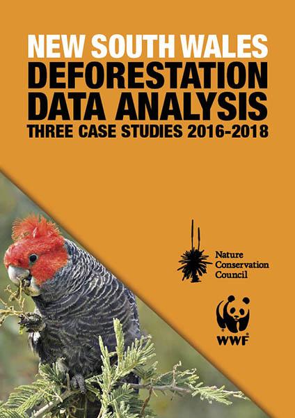 Deforestation Data Analysis 2016 - 2018