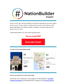 Download our past newsletters