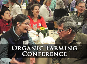 Click for Organic Farming Conference