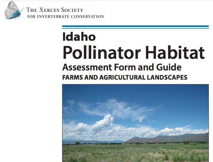 Idaho Pollinator Habitat Assessment Guide