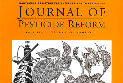 Journal of Pesticide Reform
