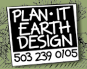 Plan-It Earth Design Logo