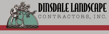 Dinsdale Landscape Contractors Logo