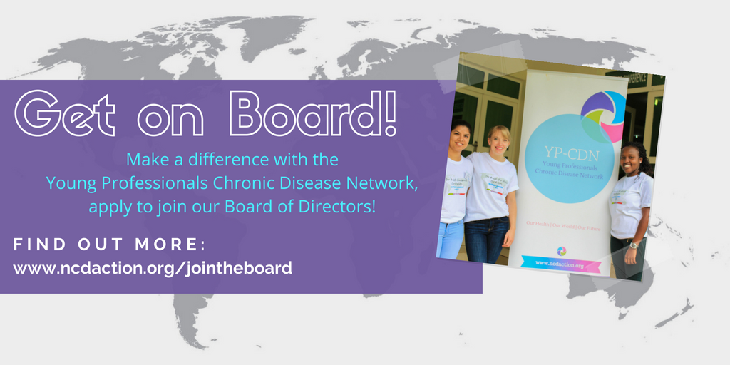 Young Professionals Chronic Disease Network