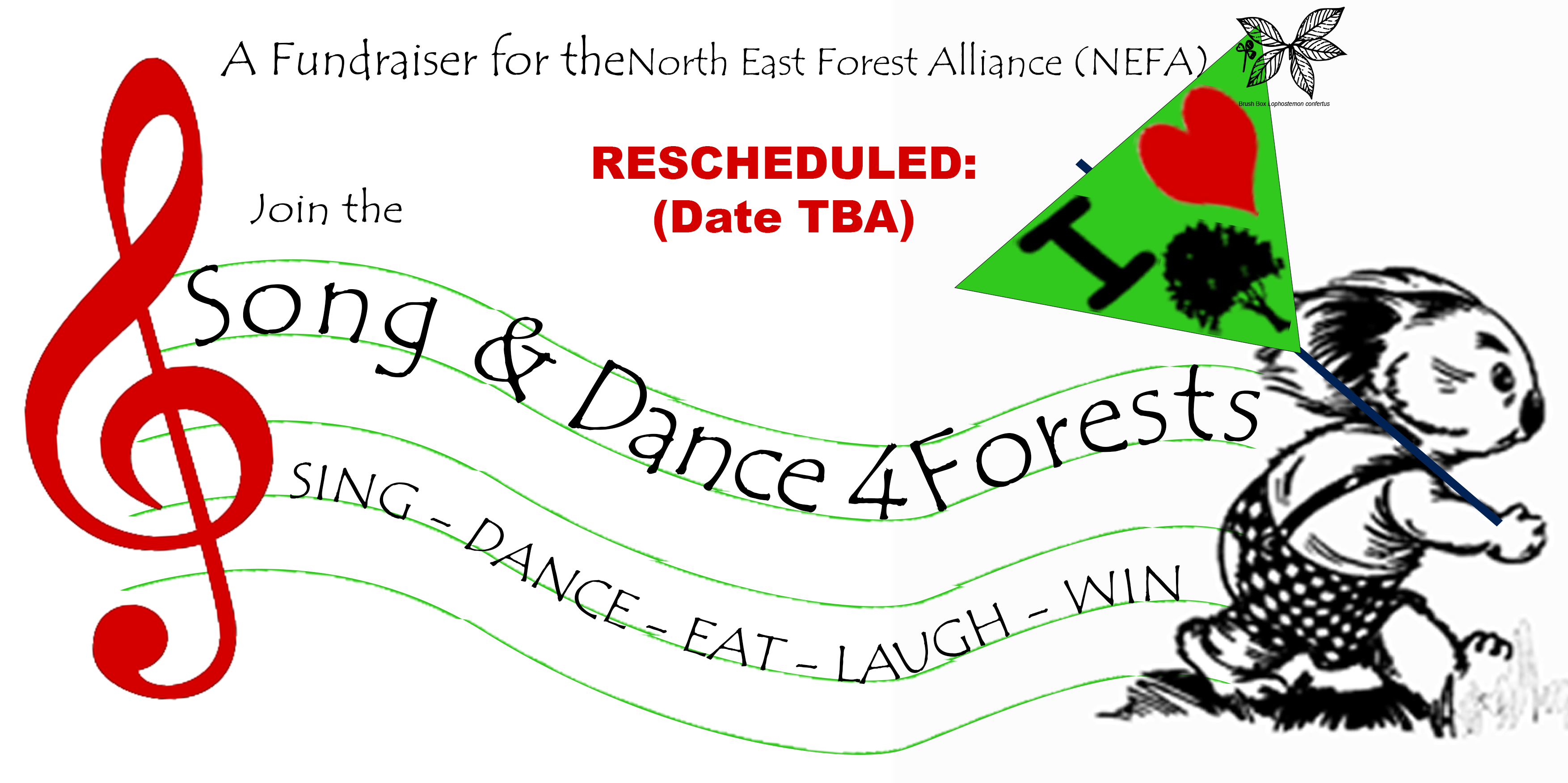 Song & Dance 4 Forests