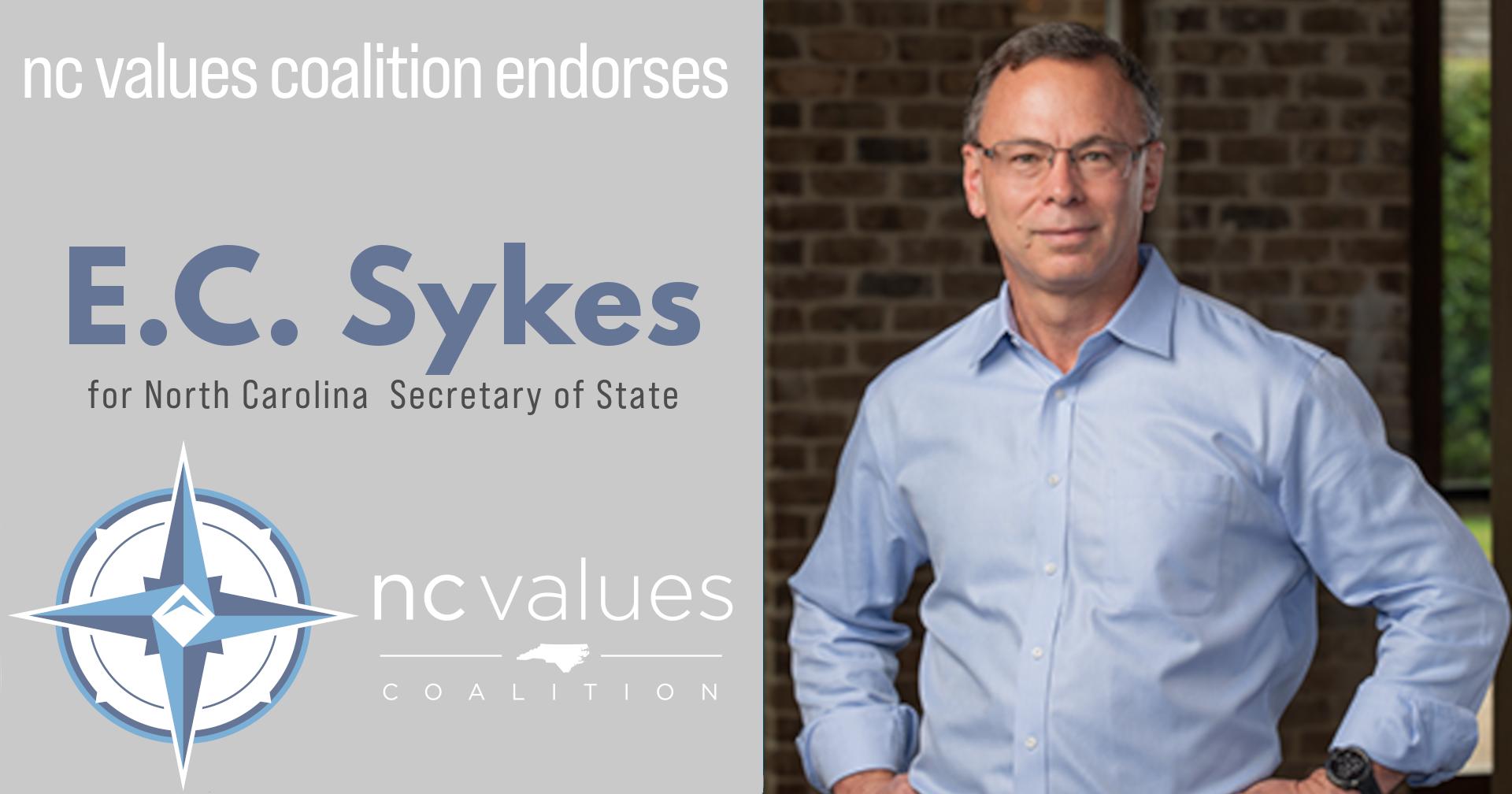 EC Sykes