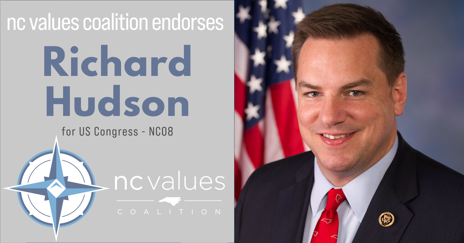 Richard Hudson for Congress