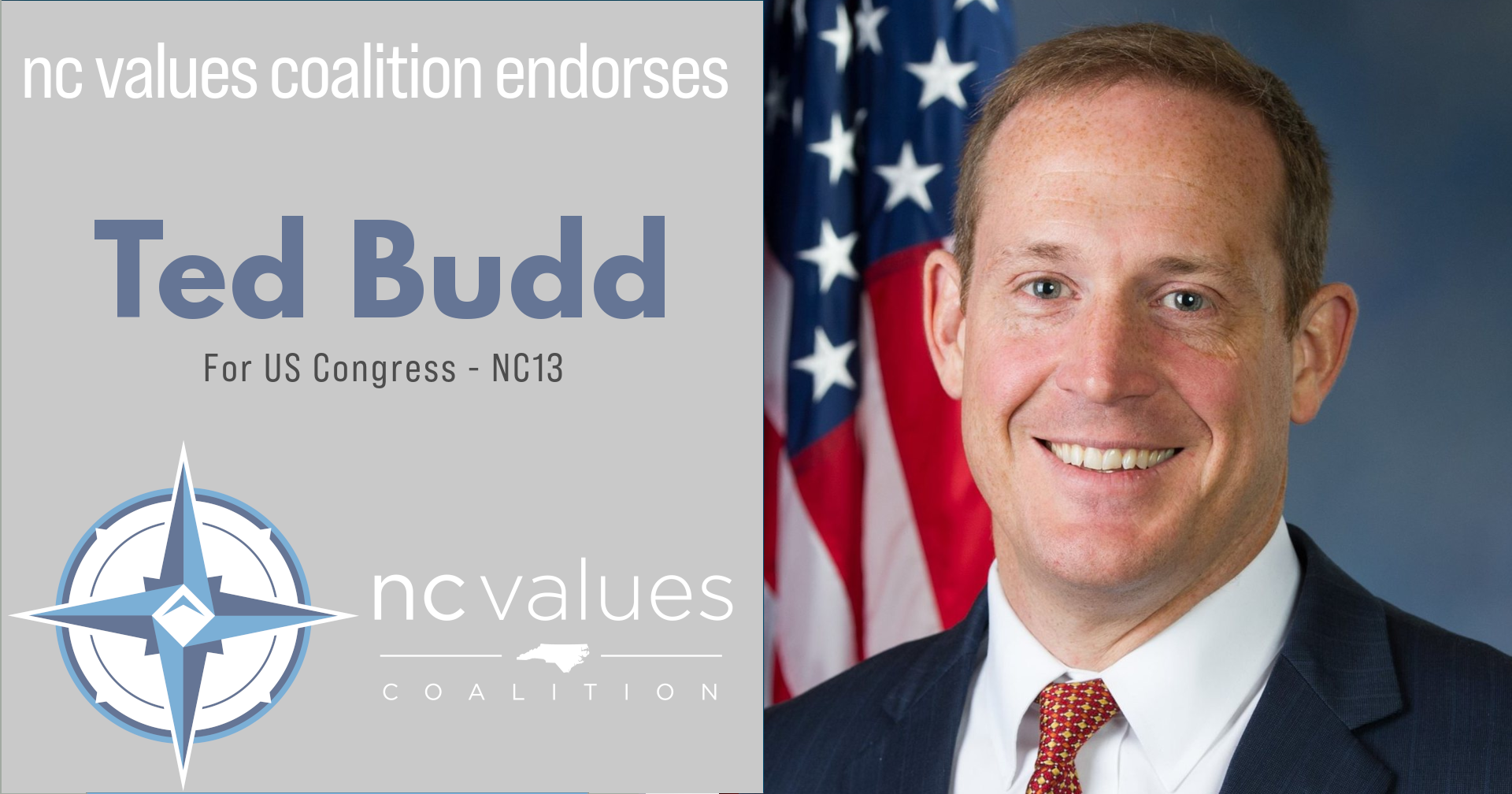 Ted Budd for Congresss