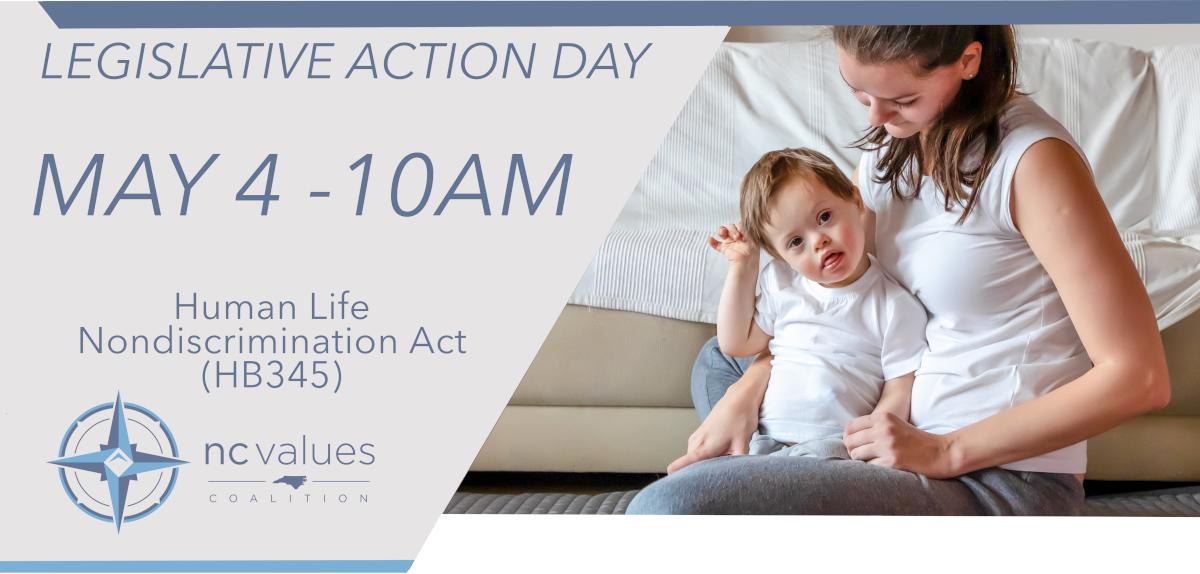 human life nondiscrimination act legislative action day