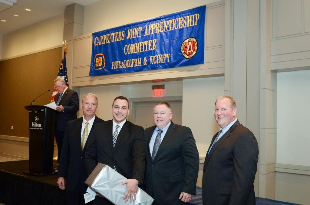 Philadelphia Carpenters Joint Apprenticeship Committee Holds 63rd Annual Commencement