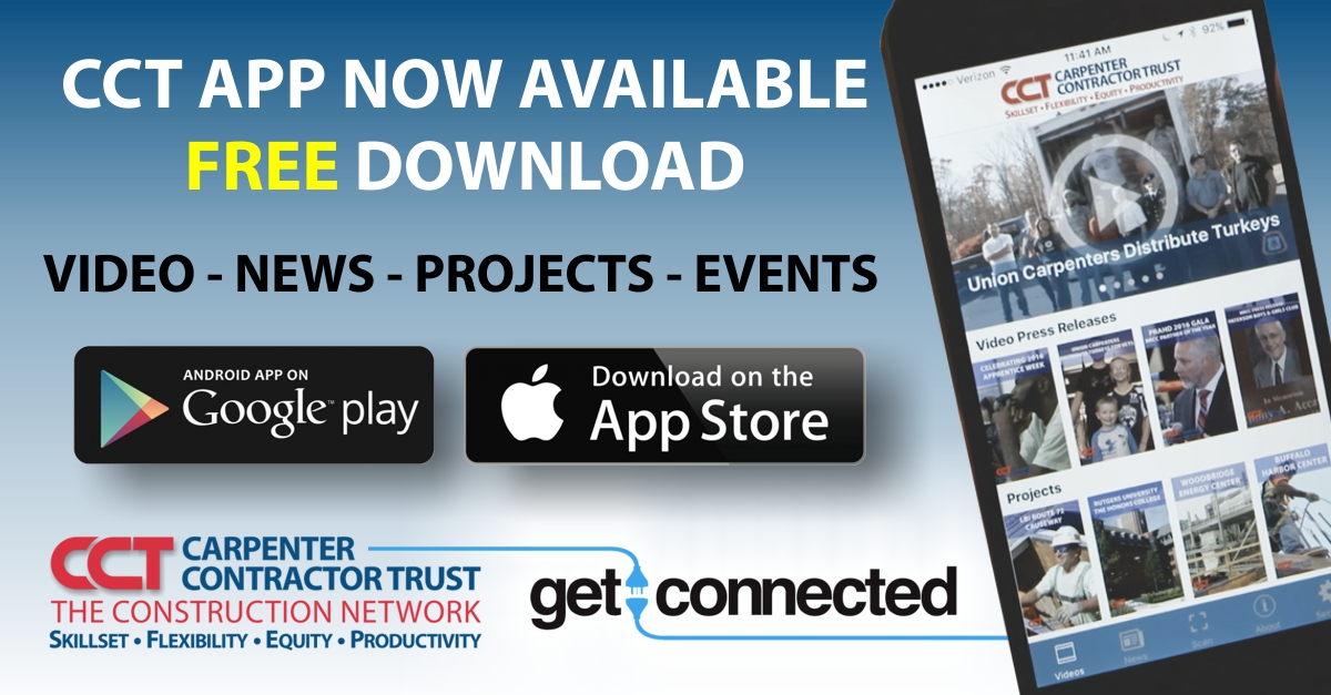Carpenter App download the carpenter contractor trust app today! - northeast