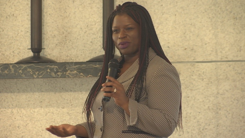 Dr. Nekima Levy-Pounds Inspires Social Change At Gustavus Conference