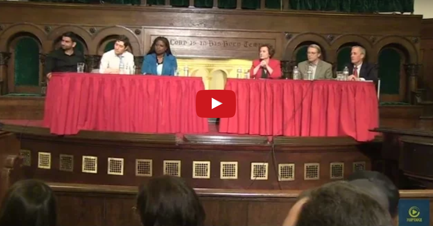 ICYMI: Nekima at the first Minneapolis Mayoral Forum