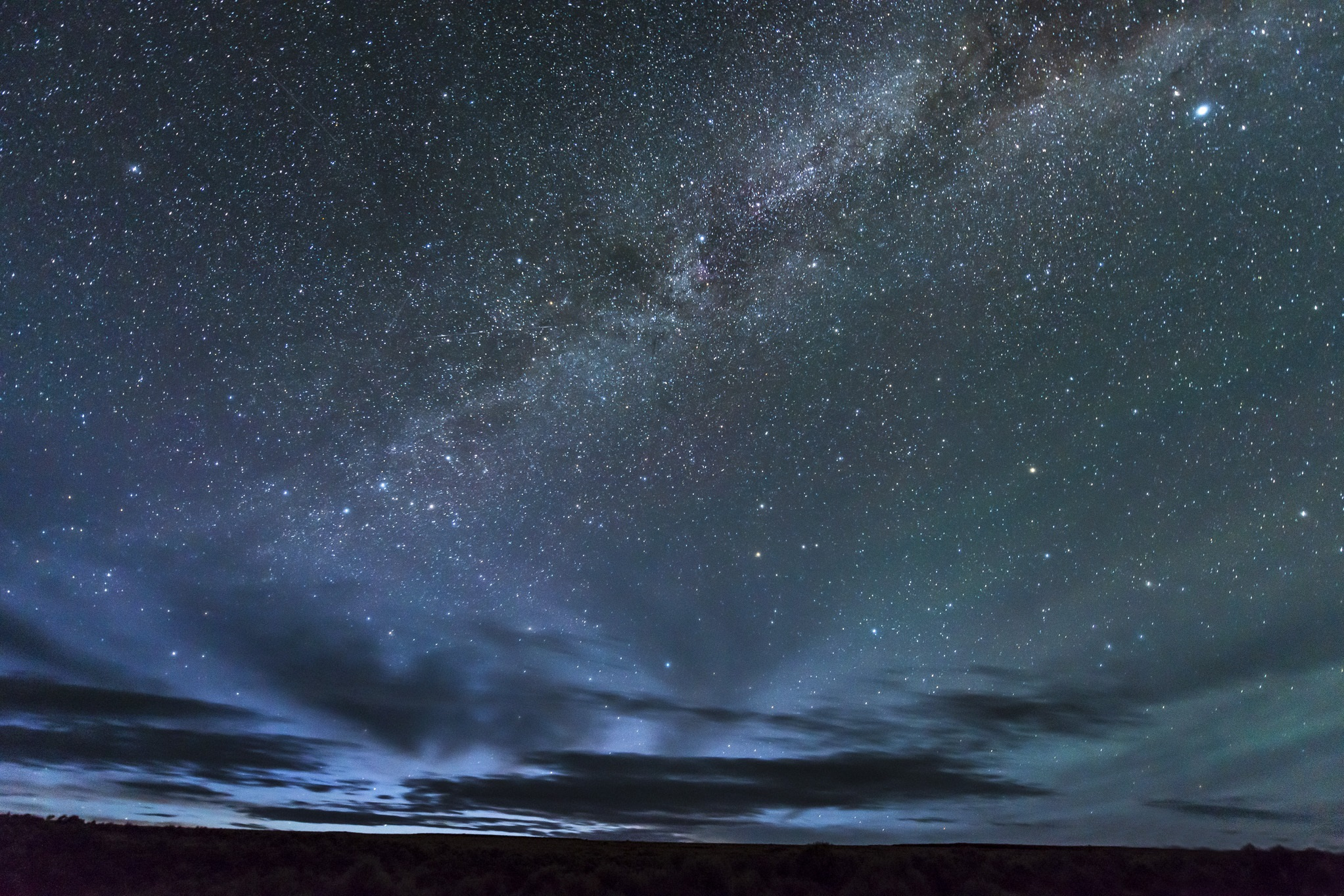 Only the 7th Dark Sky Sanctuary in the world designated in