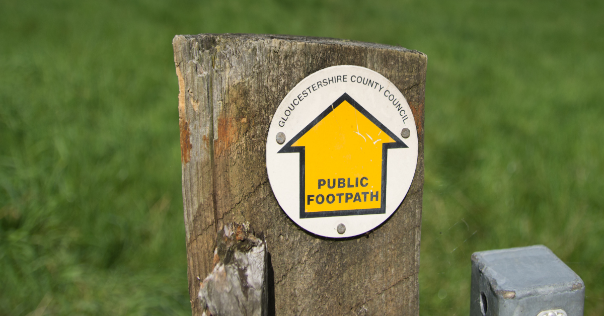Lib Dems push for new paths for Stoke Orchard