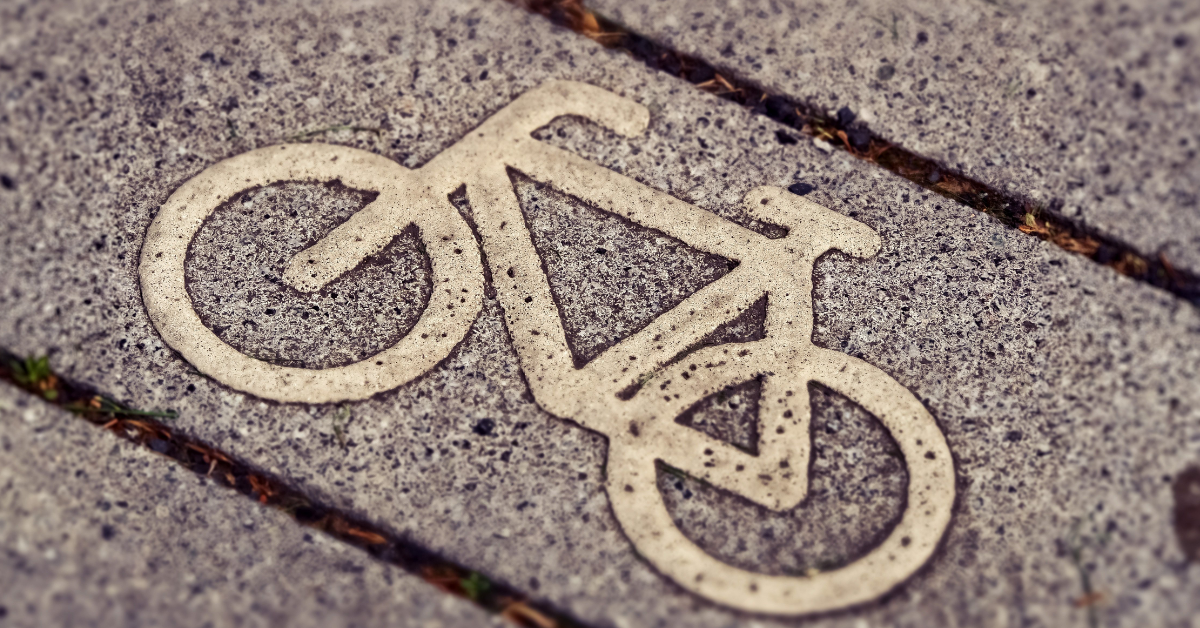 Ben pushes for cycle routes in Churchdown
