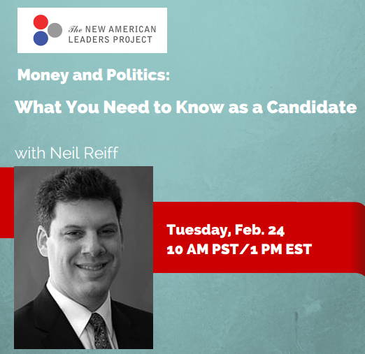 Money and Politics: What You Need to Know as a Candidate