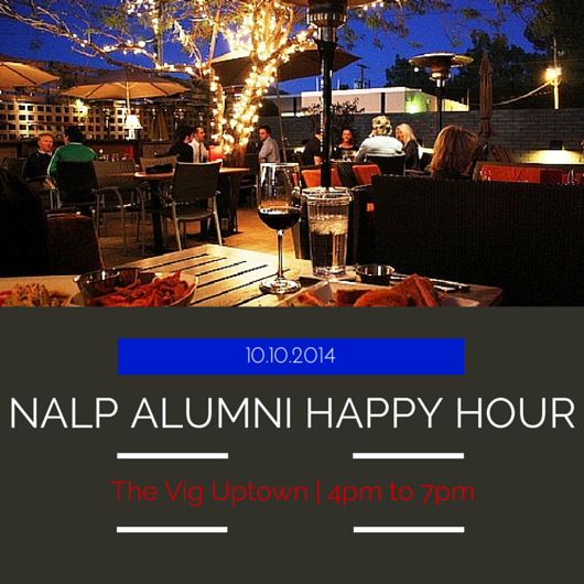 NALP Alumni Happy Hour