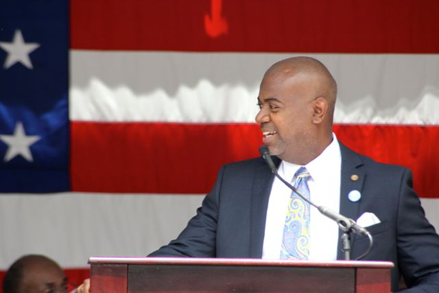 Newark Mayor Ras Baraka