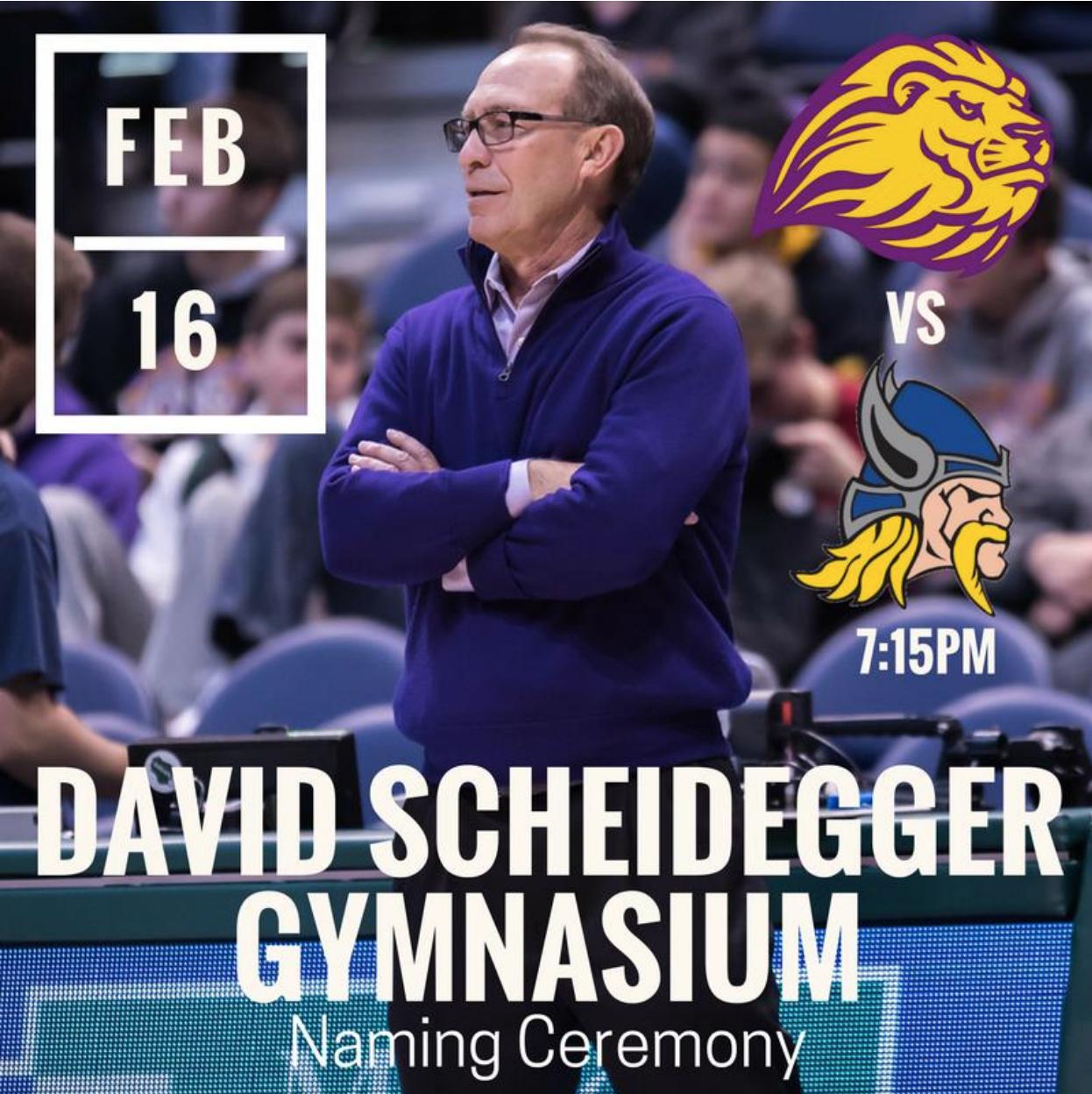 Coach Scheidegger