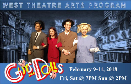 West PAC Presents Guys and Dolls