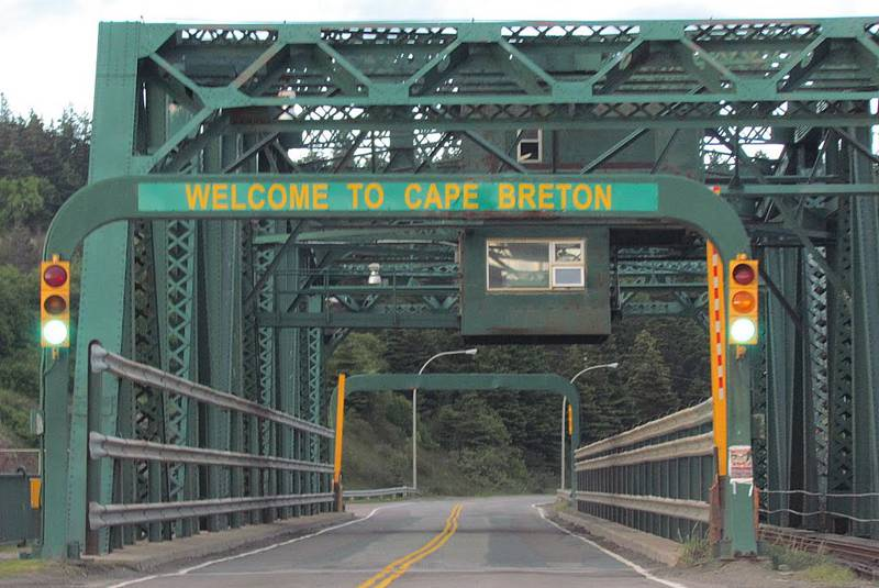 Cape Breton becoming independent might be worth considering
