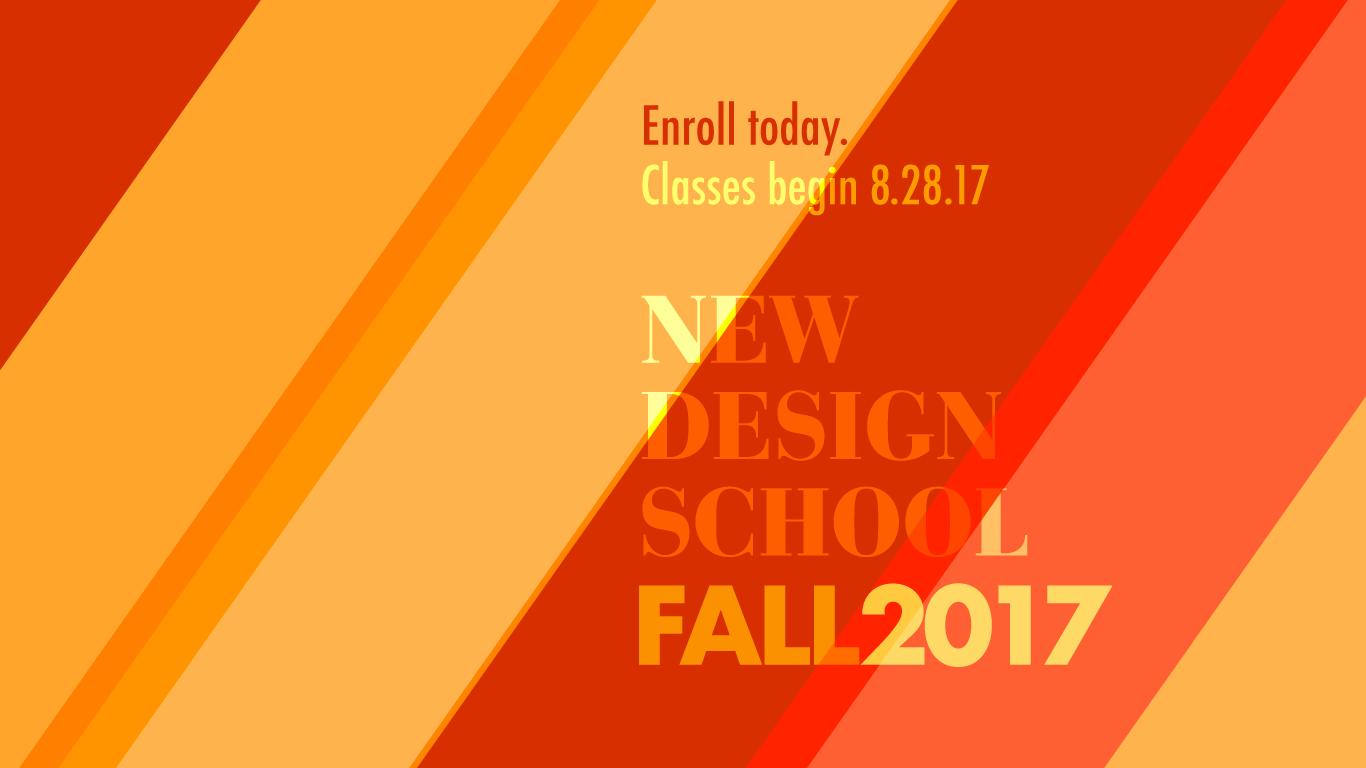 Fall 2017 begins 8/28!