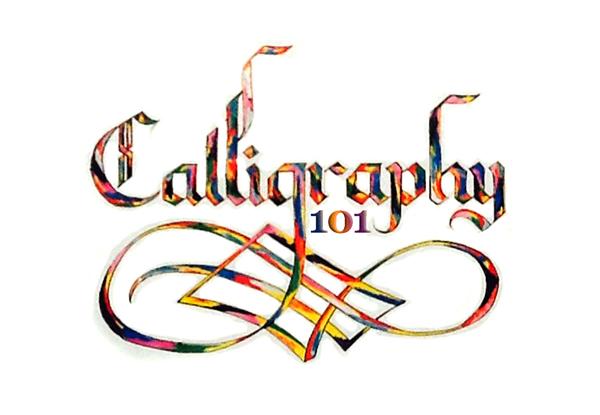 calligraphy101