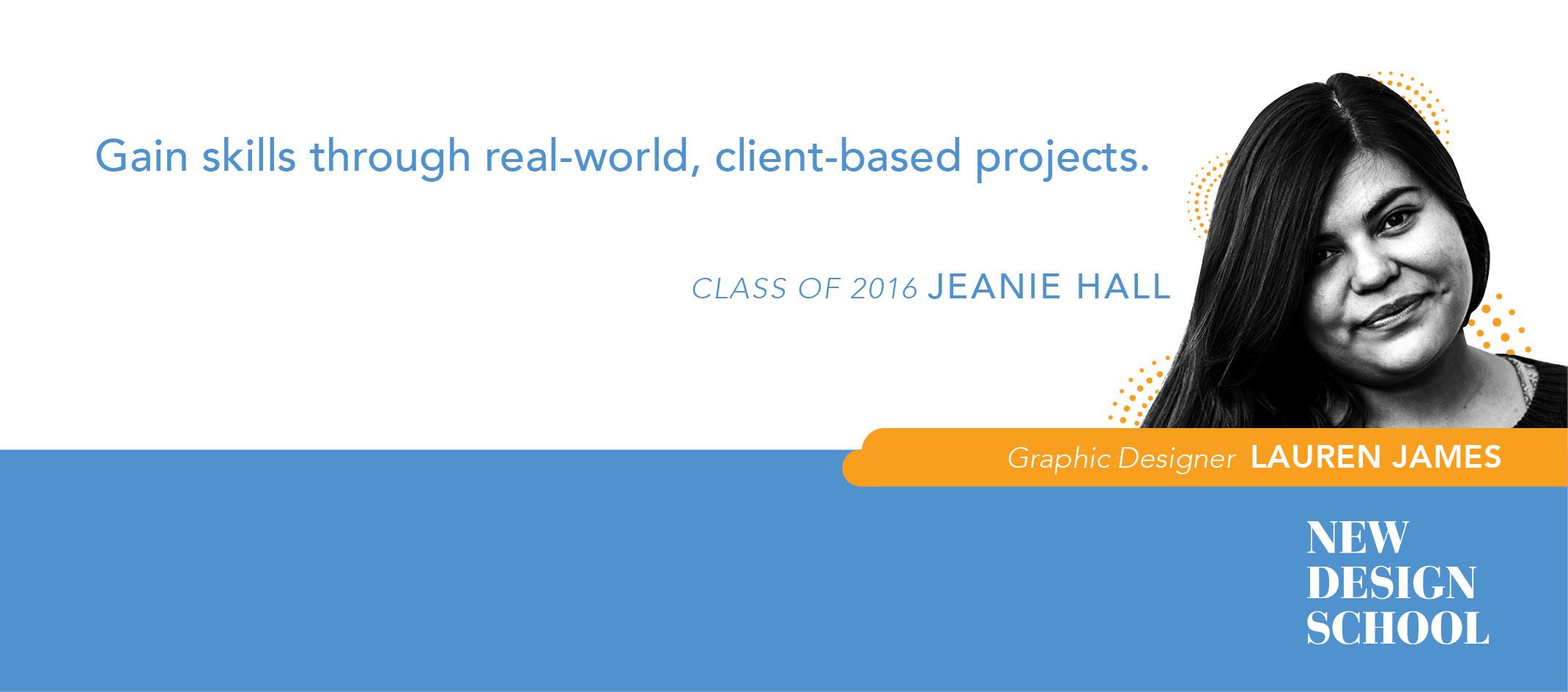 Jeanie Hall Class of 2016