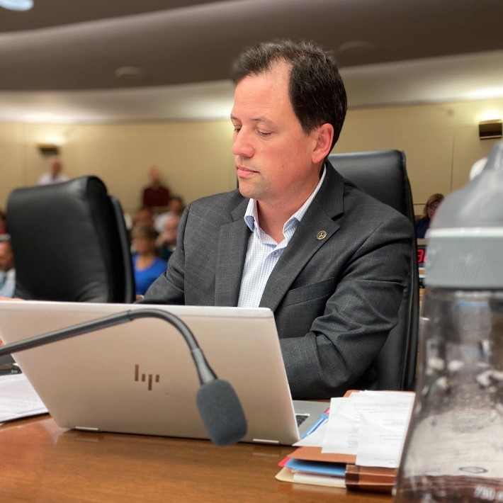 Rep. Munson in HHS Finance Committee 9/26/2019