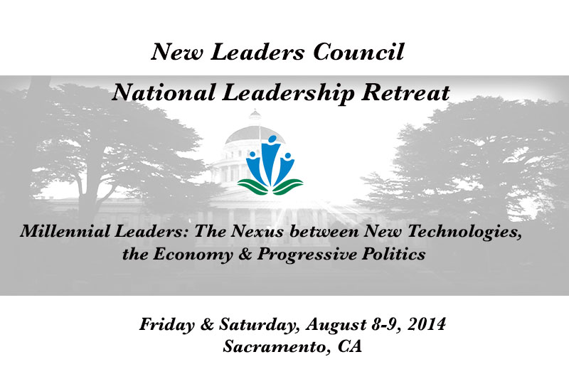 Save the Date | August 8 & 9, 2014 | Sacramento, CA