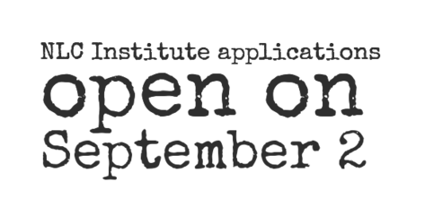 Save the Date | September 2 | Applications Open