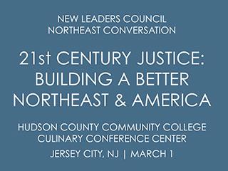NLC Northeast Conversation – 21st Century Justice