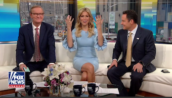 Ainsley Earhardt is the new host of 'Fox & Friends'