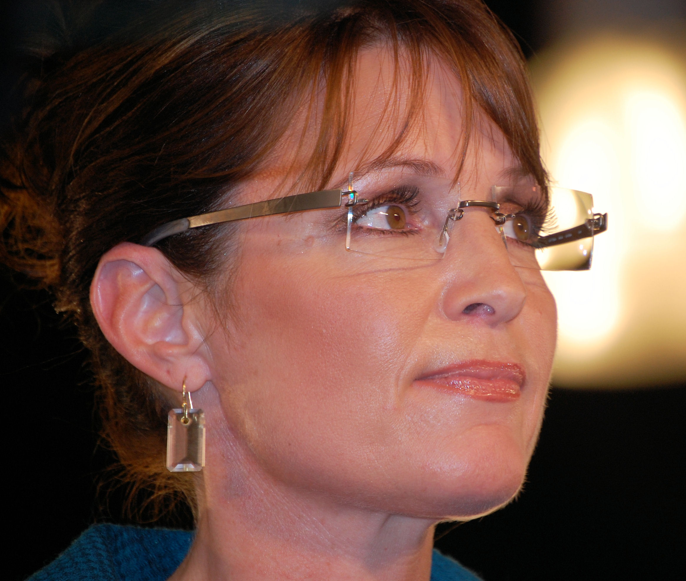 1 November 2008 Sarah Palin in Raleigh, Author: 	Therealbs2002