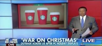 Fox News War On Christmas: Starbucks And Simon Malls Edition ...