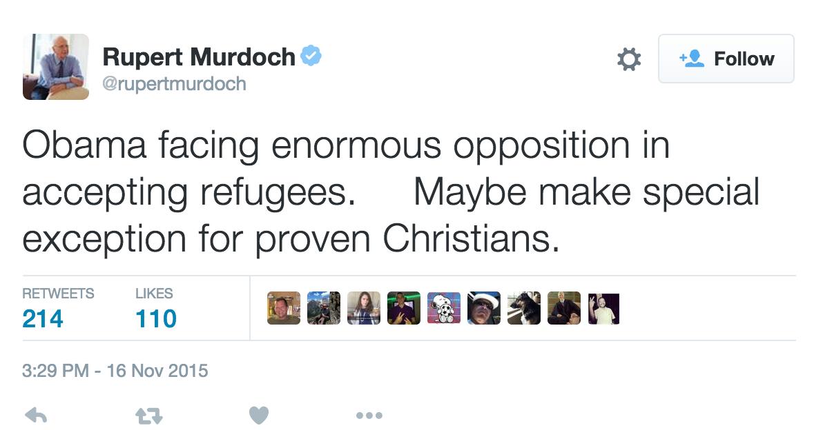 Murdoch_tweet_Christians.png