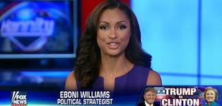 Eboni williams fox news wikipedia