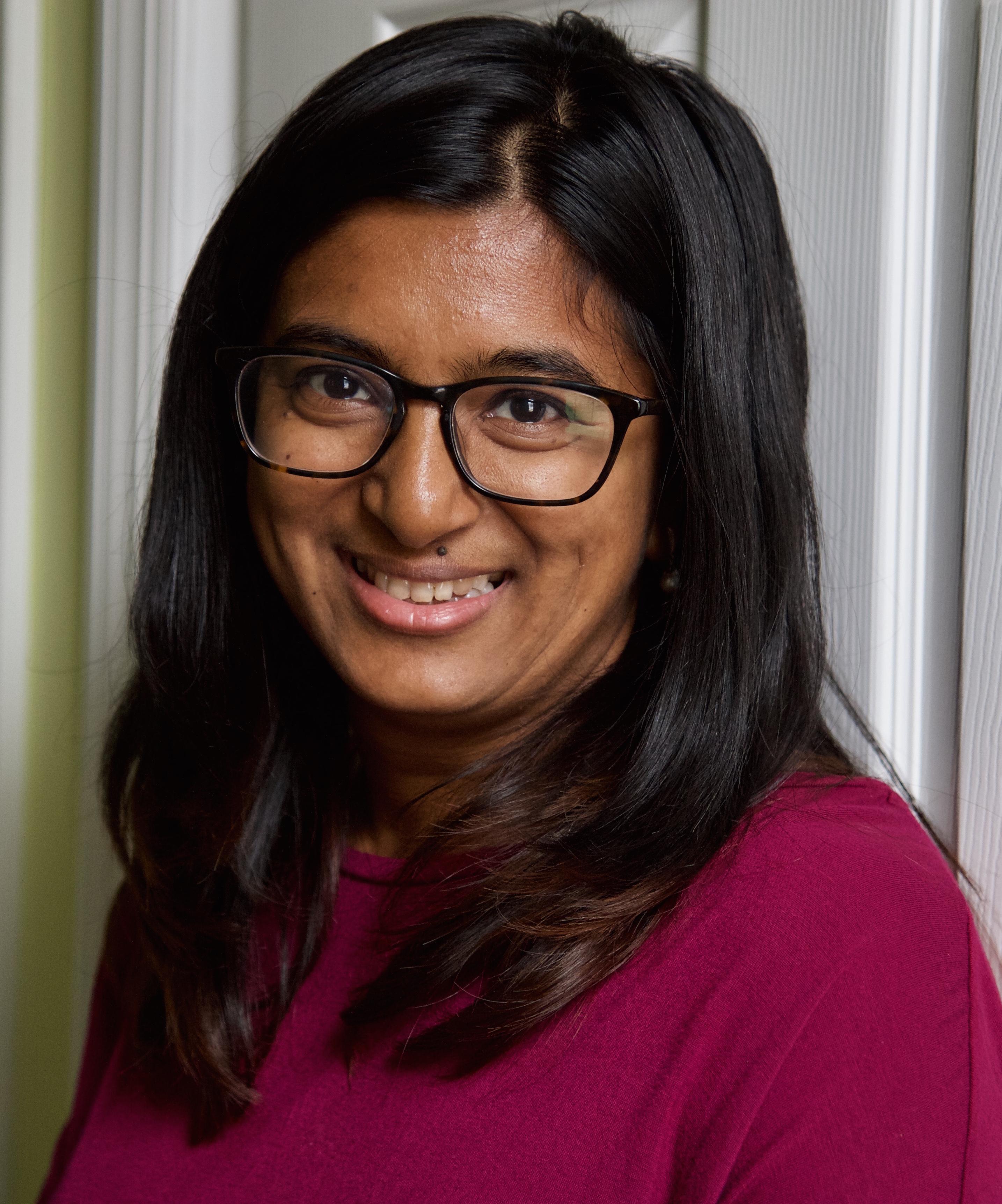 Headshot of Luna Ranjit