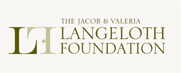 The Jacob & Valeria Langeloth Foundation logo