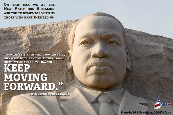 Remembering Dr King >> Remembering Dr Martin Luther King Jr Nhrebellion