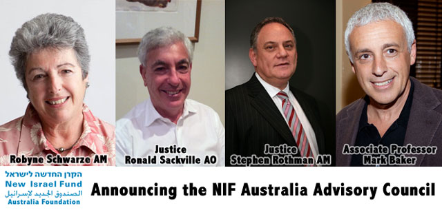 Announcing the NIF Australia Advisory Council image