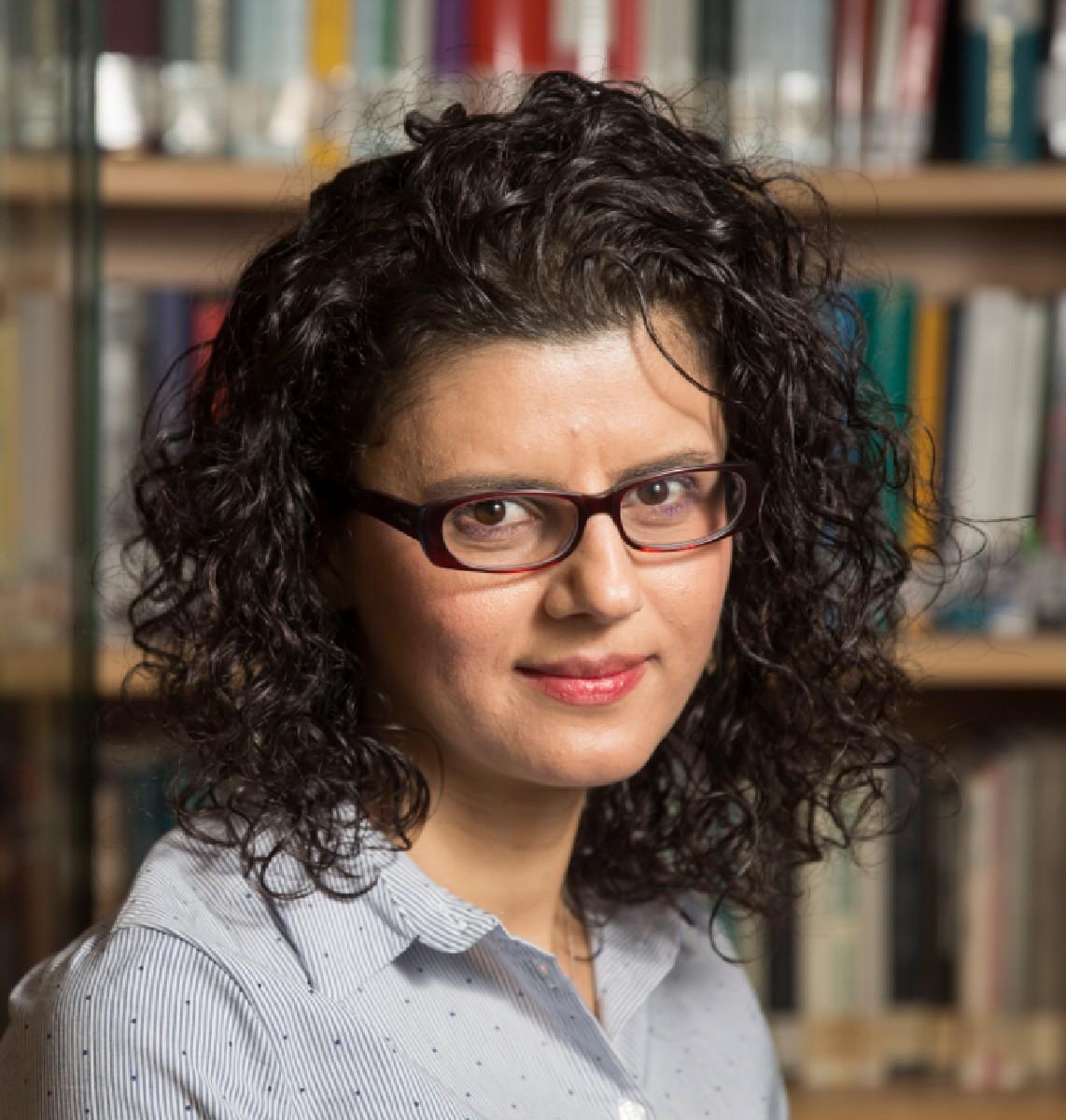 Nasreen Haddah Haj-Yahya