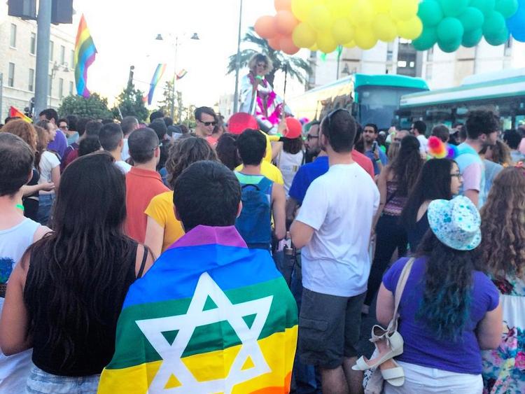 Jerusalem Pride 2015