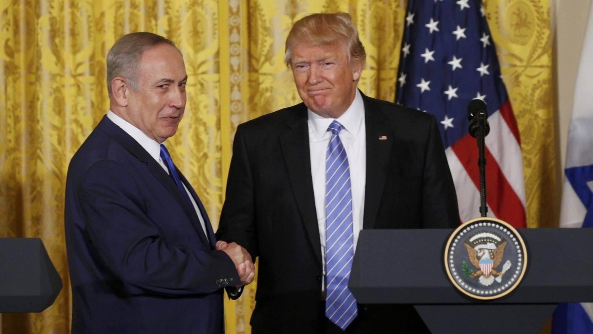 Trump & Netanyahu