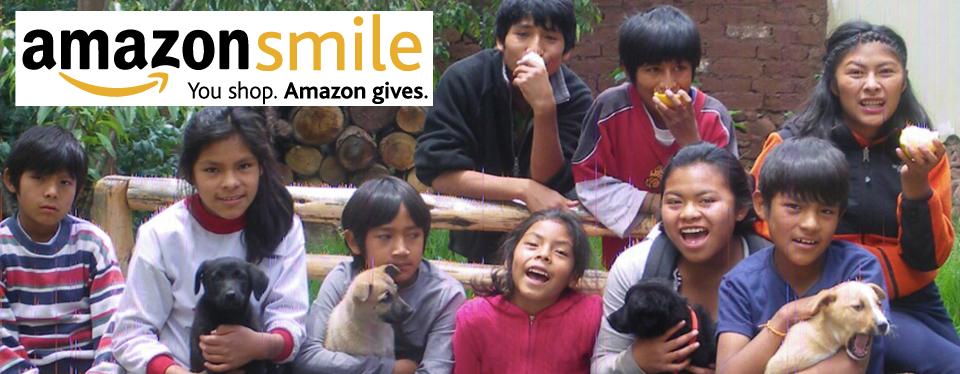 Amazon Smile | Ninos del Sol