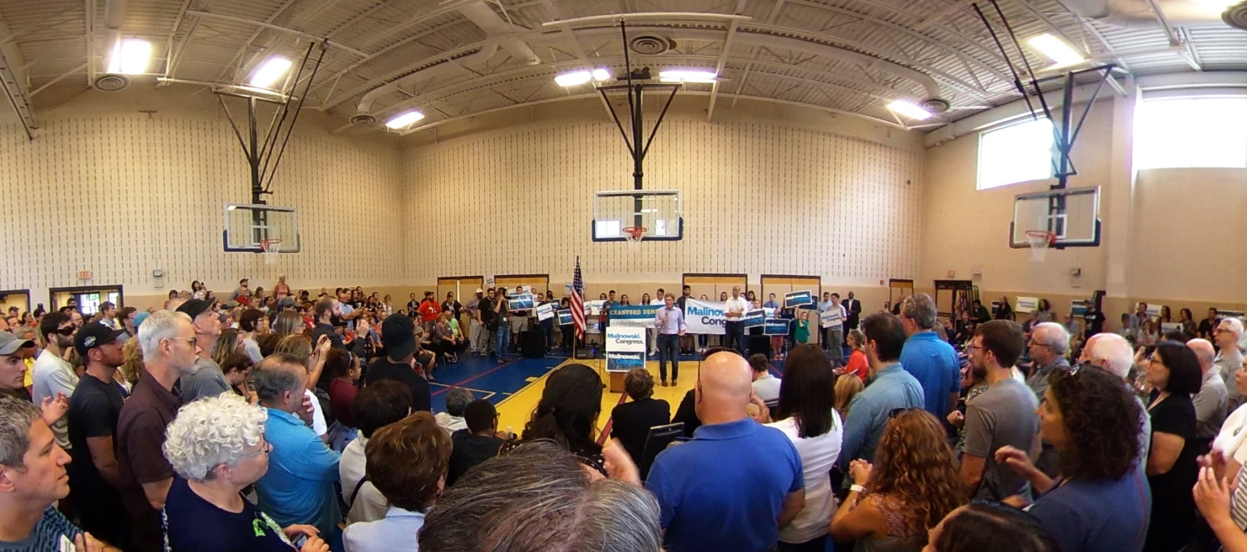 Rally in Westfield