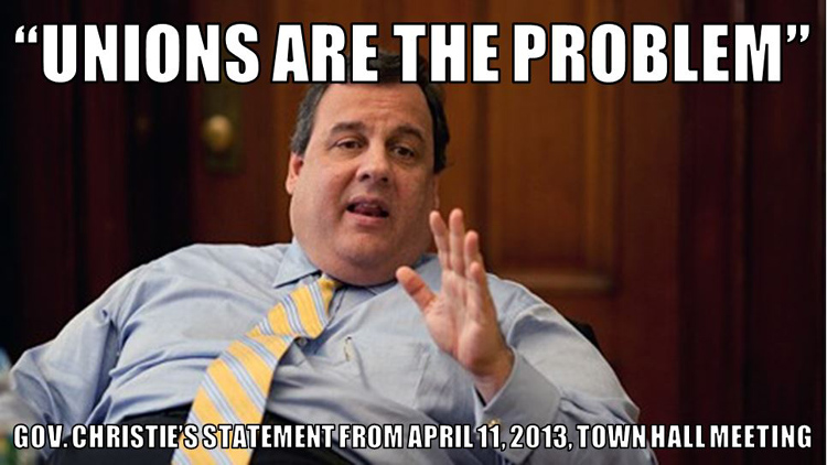 Christie_Says_Unions_are_the_Problem.JPG