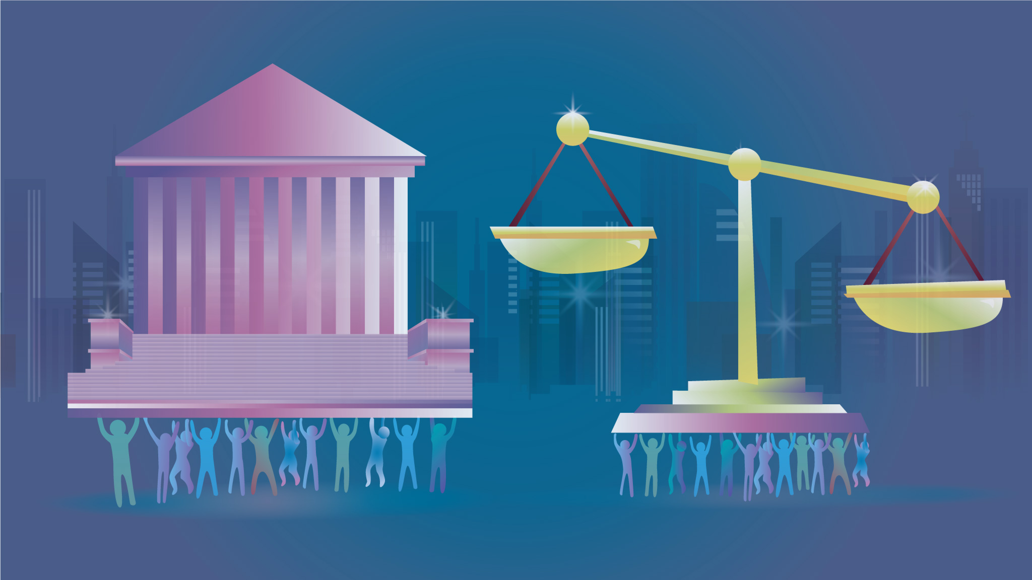 Protecting equal justice